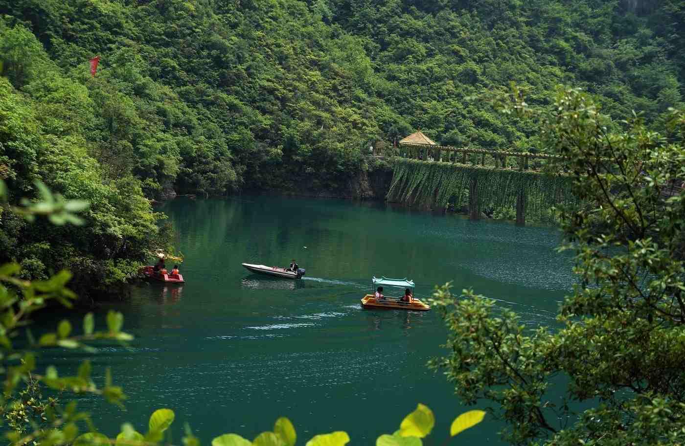 五龙河旅游风景区